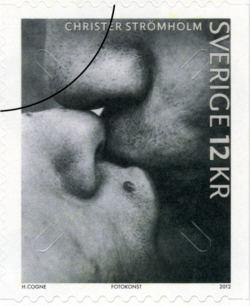 Kyssen av Christer Strömholm