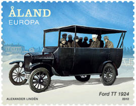 Åland Ford 1924