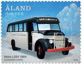 Åland Volvo 1954