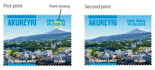 Akureyri reprint