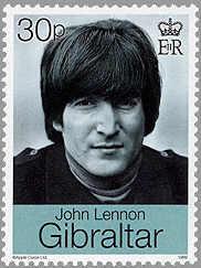 John Lennon Gibraltar 1999