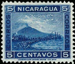 Nicaragua Momotombo