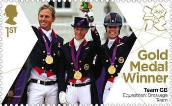 Hästsport Dressyr lagtävling Grand Prix Special