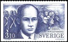 Raoul Wallenberg Sverige 1987