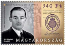 Raoul Wallenberg Ungern 2012