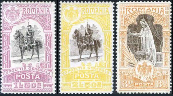 Rumänien 1906 Karl I Elisabeth