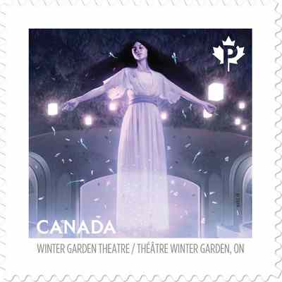 Haunted Canada - The Elgin and Winter Garden Theatre Center