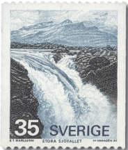 Stora Sjöfallet i Luleälven