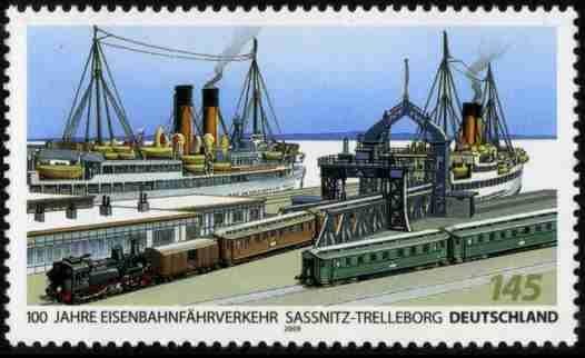 Trelleborg tyskland färja