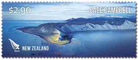 New Zealand  Cape Campbell