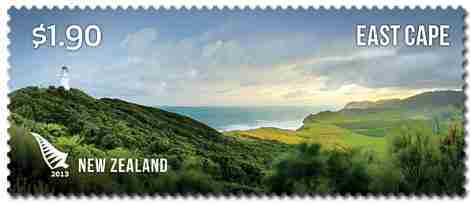 New Zealand  East Cape
