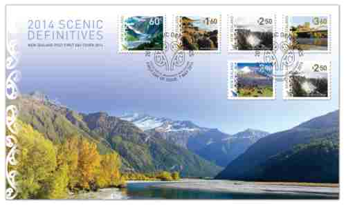 New Zealand  FDC