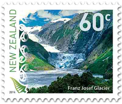 New Zealand  Franz Josef Glacier