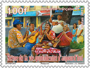 Quinns Bar Papeete Tahiti