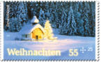 Tyskland julfrimärke 2012