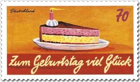 grattis på tyska Tyska bruksmärken för uppvaktning grattis på tyska